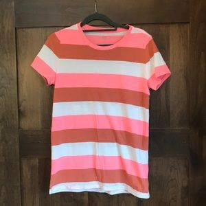 Gap striped short sleeve top